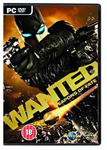 Wanted: Weapons Of Fate (PC DVD)