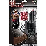 Edison 459/22  - Jeff Watson con 10 cartuchos de goma revólver