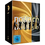 50 Jahre James Bond (Die Jubiläums-Collection) inkl. Skyfall [23 DVDs]