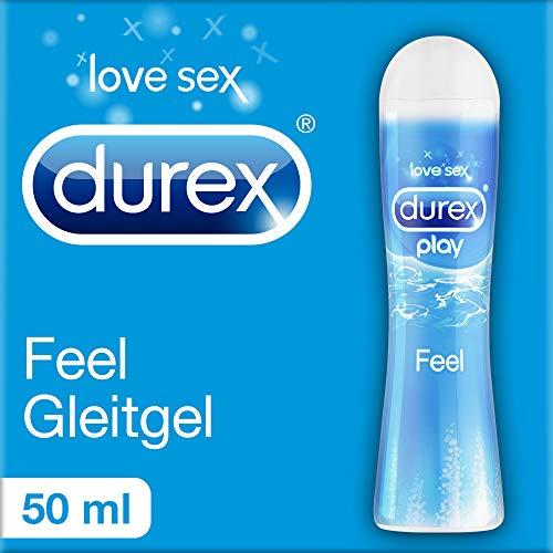 Durex Play Feel Gleitgel, 1er Pack (1 x 50 ml)