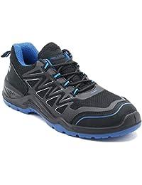 Suchergebnis auf für: sneaker s1p schwarz: Schuhe