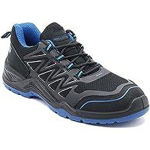 Arbeitsschuhe 603 Sicherheitsschuhe S1 Sneakers Gr 38 39 40 41 42 43 44 45 46 47