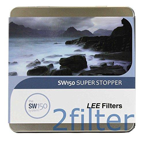 LEE Filters SW150SUP Super Stopper Graufilter-Scheibe (ND-Filter, Neutraldichtefilter) für...