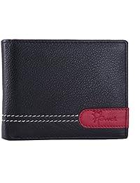 Hawai Bifold Genuine Leather Wallet For Men