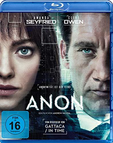 Anon [Blu-ray]