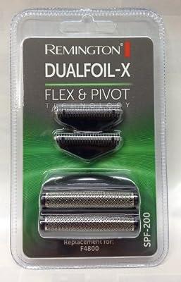 Remington DUALFOIL-X Flex & Pivot Foil and Cutter F4800 F505