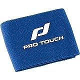 Pro Touch Stutzenhalter und Schienbein-Schützer (blau)