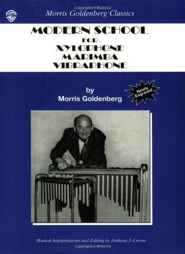 Modern School: Xylophone, Marimba, Vibraphone (Morris Goldenberg Classics) (English Edition)