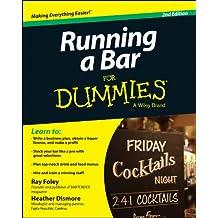 Running a Bar For Dummies (For Dummies Series)