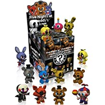 Funko Caja Sorpresa con figuritas del Videojuego Five Nights at FreddyS