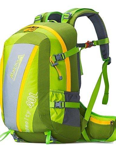 ZQ 40 L Tourenrucksäcke/Rucksack / Wandern Tagesrucksäcke Camping & Wandern / Klettern / Reisen / Sicherheit / Schnee Sport Outdoor Sky Blue
