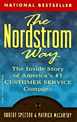The Nordstrom Way: The Inside Story of America's #1 Customer Service Company by Robert Spector (1997-07-02)