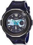 Casio Baby-G BGA-220B-2ADR (BX061) Analog-Digital Blue Dial Girls Watch (BGA-220B-2ADR (BX061))