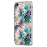 Qissy iPhone 7 Funda,Carcasa iPhone 7 Case Cover Dibujos Animados Silicona Suave Case Cover ...