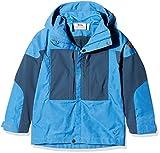 Fjällräven Kinder Kids Keb Jacke, UN Blue, 158