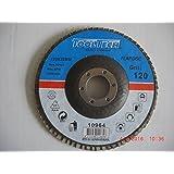 Disque à lamelles Disque à lamelles, 125mm, K 1200, Alumi niun oxyde en 13743, 10964