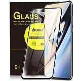KuGi. pour Oneplus 7 Pro Protection écran, Ultra Résistant Protecteur d'écran [Dureté 9H] Verre trempé pour Oneplus 7 Pro (Noir)