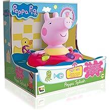 Peppa Pig - Splash, baño con luces y sonidos (IMC Toys 360167)