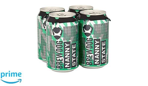 Brewdog Nanny State >> Brewdog Nanny State Hoppy Ale 4x330 Ml Amazon Co Uk Prime