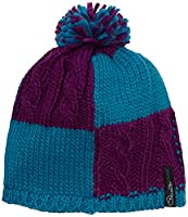 Dare 2b Girl's Reverie Beanie Hat - Fresh Water Blue/Purple, 7 - 10 Years