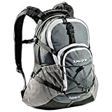 AspenSport Rucksack Dakota, grau/anthrazit, 50 x 38 x 23 cm, 35 Liter, AB06X09
