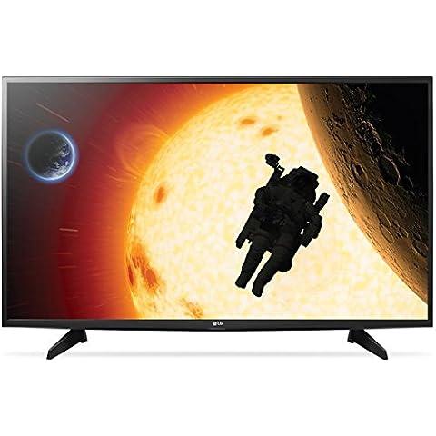 LG Electronics LED-Fernseher 108 cm 43 Zoll 43LH570V EEK A++ DVB-T2, DVB-C, DVB-S, Full HD, Smart T