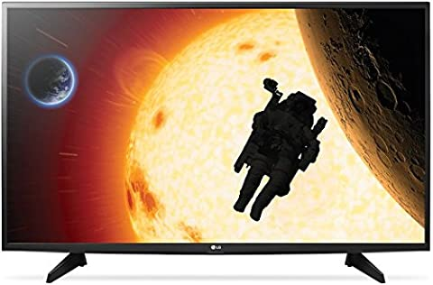 LG 49LH570V 123 cm (49 Zoll) Fernseher (Full HD, DVB-T2/C/S2