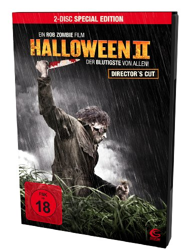 Rob Zombies Halloween II (Director's Cut) (2-Disc Special Edition)