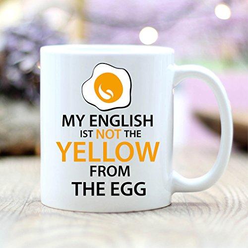 Lll Kaffeetasse Mit Spruch Englisch Test Analyse 04 2019 Neu