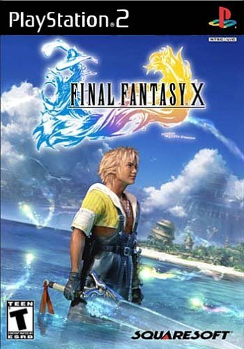 FINAL FANTASY X SQE (Greatest Hits-ps2)