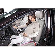 Faja de maternidad, cinturón de seguridad para embarazadas Fushop, protector de abdomen, cinturón de seguridad para madres embarazadas