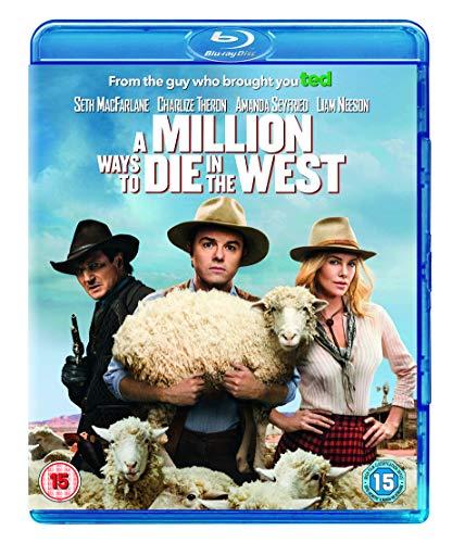 A Million Ways to Die in the West [Blu-Ray] (Deutsche Untertitel)