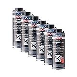 6X LIQUI Moly 6102 Wachs Unterbodenschutz anthrazit schwarz Pflege Schutz 1L