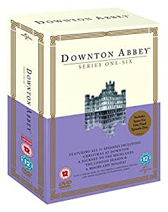 Downton Abbey - Series 1- 6 [DVD] [2015]