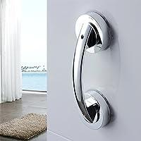 EgoEra® Super Power Suction Cup Door Handle, Support Grip Grab Handle Rail Bar with Suction Cups for Bathroom Door Cabinet Door