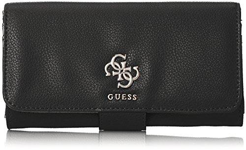 Guess digital, portafoglio donna, nero (black), 2x10x20 cm (w x h x l)