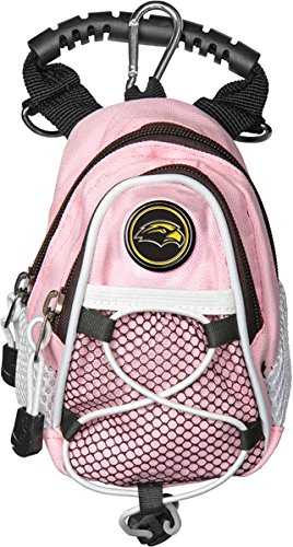 LinksWalker NCAA Southern Mississippi Eagles-Mini Day Pack-Pink Southern Mississippi Mini