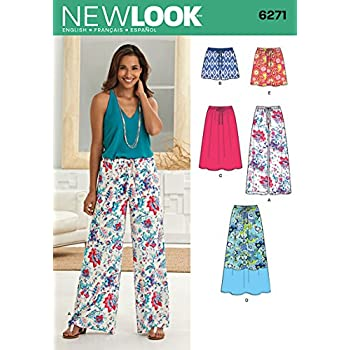 Simplicity New Look Pattern Women\'s Dresses and Top Sewing Pattern ...