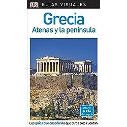 Guía Visual Grecia, Atenas y la península: Las guías que enseñan lo que otras solo cuentan (GUIAS VISUALES)