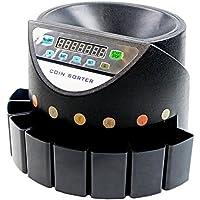 Oypla Electronic Money Coin Counter/Batch Sorter