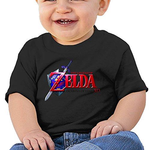 cjunp-baby-kid-s-kleinkind-the-legend-of-zelda-t-shirt-alter-2-6-gr-12-monate-schwarz