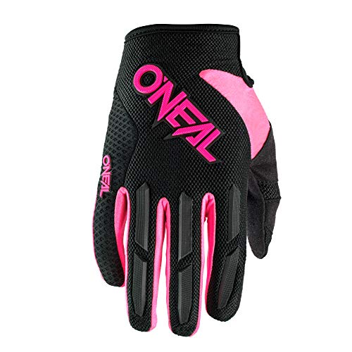 O'Neal Element Damen MX DH FR Handschuhe schwarz/pink 2020 Oneal: Größe: M (7)