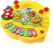 Baby Kids Musical Toy Educational Piano Animal Farm Developmental Music Toy