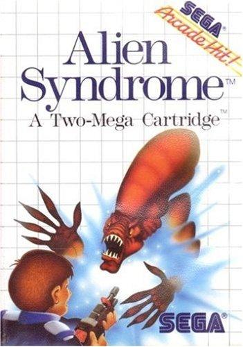Alien Syndrome (Master System) oA gebr.