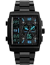 Uhren Digitale Uhren Skmei Neue Sport Uhr Männer Army Military 5bar Wasserdicht Wecker Uhren Woche Display Digitale Armbanduhr Relogio Masculino