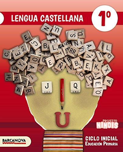 Ninois 1º ci lengua castellana libro del alumno (materials educatius - cicle inicial - llengua castellana) - 978844893