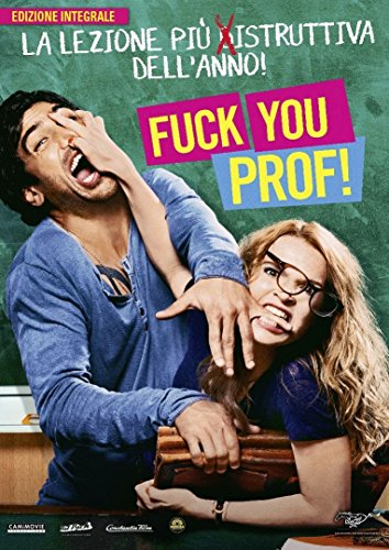 Fuck You, Prof! (DVD)