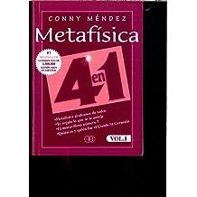 METAFISICA 4 EN 1 (VOLUMEN 1)