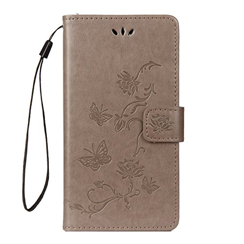 iVOYI Sony Xperia XZ3 hülle, Sony XZ3 Handyhülle, Schutz PU Leder Ständer Brieftasche Klappbar Ledertasche Case mit Kartenhalter Schale Bumper für Sony Xperia XZ3, Eule-Paar