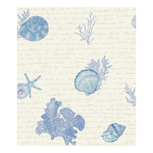 york-wallcoverings-kh7001-kitchen-and-bath-oceanic-wallpaper-pearlescent-cream-blues-shining-silver-